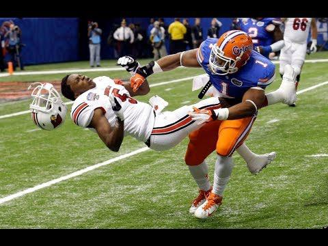 Hardest Hits In College Football 2012-2013 ᴴᴰ ✔