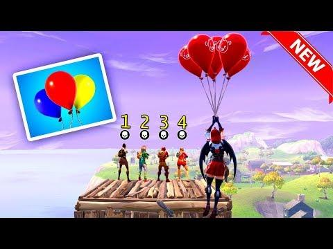 The New Balloons are Really Amazing..!   Fortnite Twitch Funny Moments #234