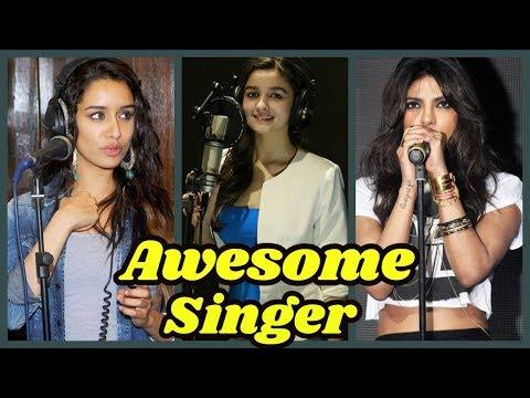 Bollywood Stars Who Are Awesome Singer