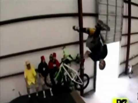 Nitro Circus Crashes And Stunts