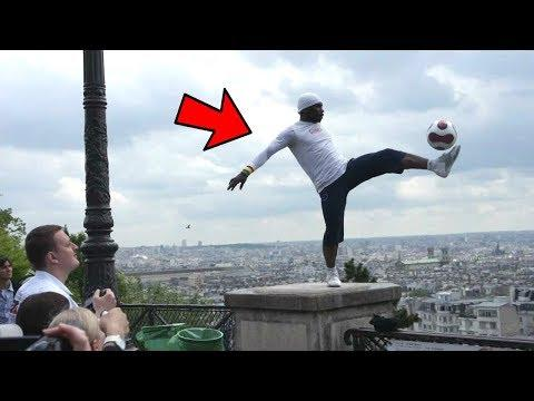Top 10 Of The BEST Street Performers [AMAZING & AWESOME]