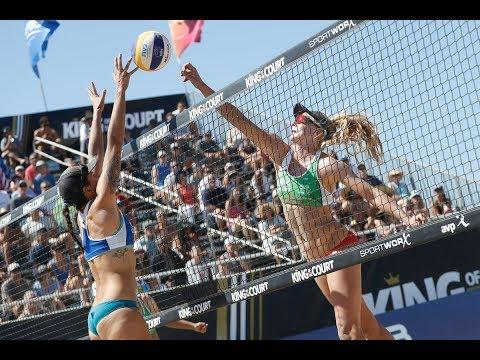 King of the Court Crown Series 2018 - Huntington Beach (USA) - Finals