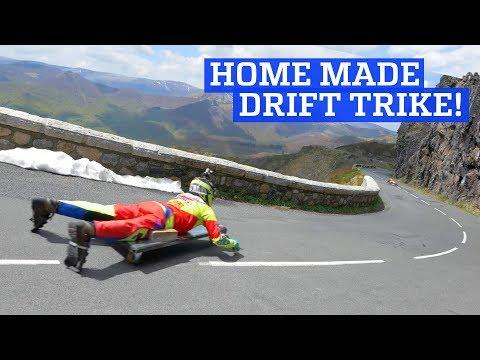 EXTREME HOME MADE DRIFT TRIKES! | PEOPLE ARE AWESOME 2017
