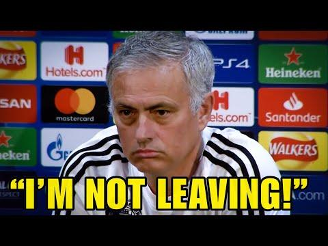 Mourinho Blasts On United Future Question Today! ????   Jose Angry At Ed Woodward Question!