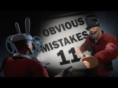 TF2 - 11 Obvious mistakes You should never make!