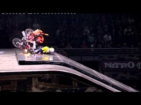 Best Nitro Circus Crashes (Malmö Arena Edit)