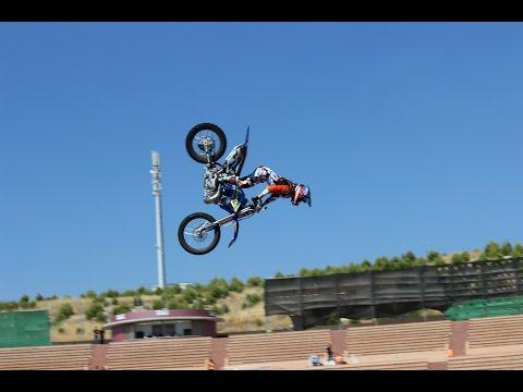 NITRO CIRCUS MADRID 2015 LIVE (the Best)