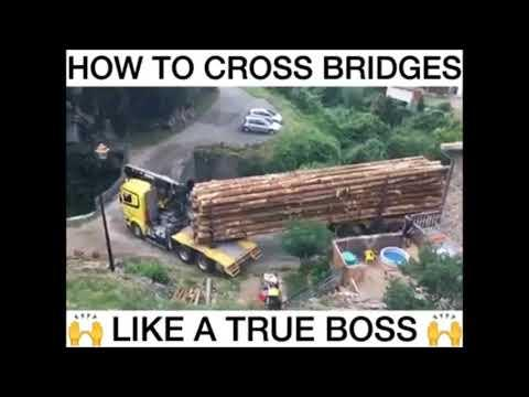 People are Awesome | Amazing Skills | Cross the Bridge like Boss
