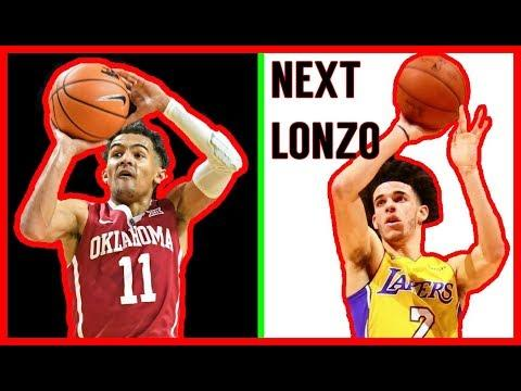"MEET THE NEW LONZO BALL: Trae Young Is The Next Big ""BUST"". (Lonzo Ball 2.0)"