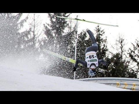 Top 5 Skisprung Stürze - Worst Ski Jumping Crashes