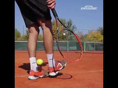 People Are Awesome Amazing Playing Tennis