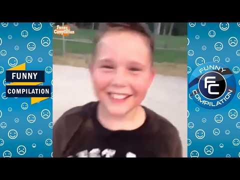 TRY NOT TO LAUGH Funny Fails Compilation 2018