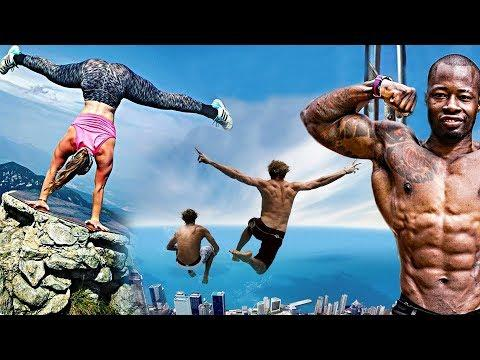 Best CRAZY MOMENTS of PEOPLE ARE AWESOME Compilation