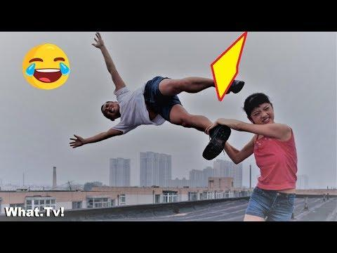 Best Whatsapp Funny Videos Compilation | Part 15 | Best People Are Awesome Compilation | What.Tv