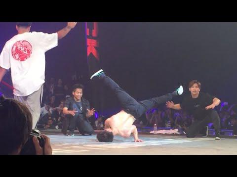 Korea Vs USA  Breakdance Battle FINAL G-SHOCK 2016