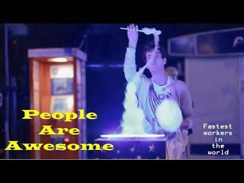 People Are AWESOME 2017 | Fastest Workers In The World [Ep:2]