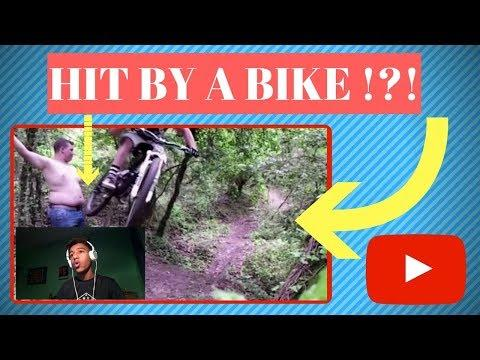 HIT BY A BIKE !?! People are Awesome #2
