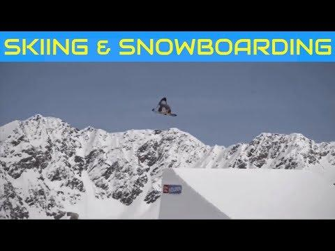 Awesome Skiing and Snowboarding ???? Freestyle - Beeindruckende Bilder