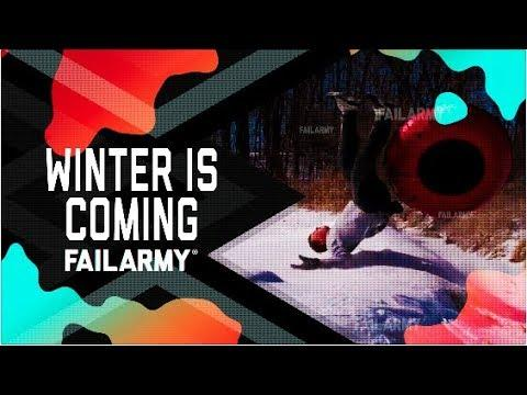 Winter is Coming: Snow Fails (October 2018) | FailArmy