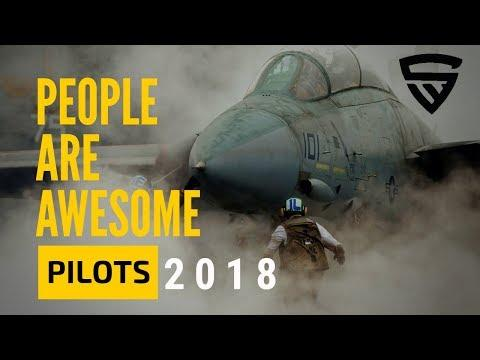 Peoples Are Awesome 2018 - Fighter Pilots