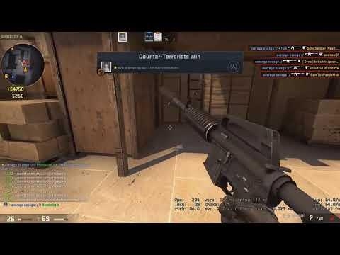 CS:GO 2017 CSGO - People Are Awesome #46 Best oddshot, plays, highlights