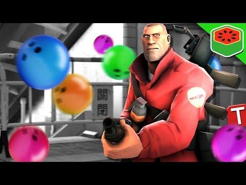 Bowling Ball Royale | Trouble in Terrorist Town