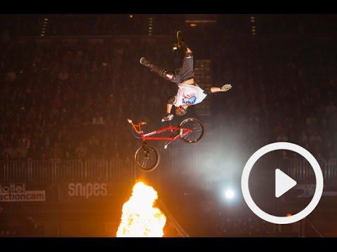 Nitro Circus: INSANE BMX TRICKS