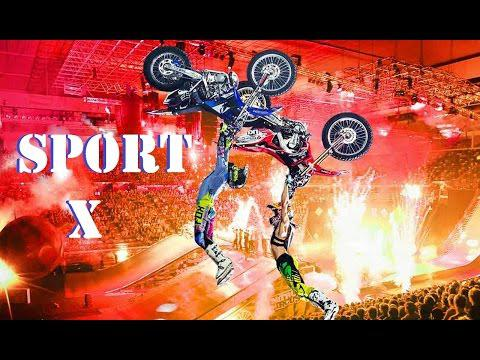 Nitro Circus [BEST STUNTS EVER] - By [SHORT - X]