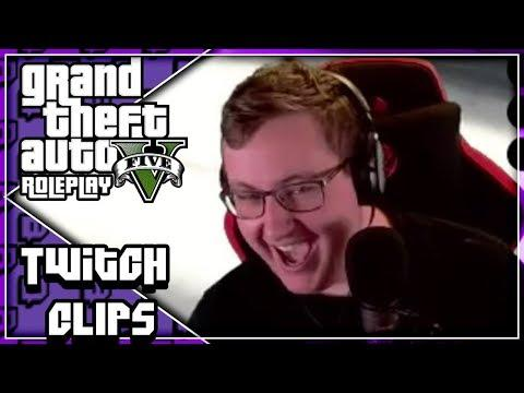 FAILS & LUSTIGES - KW5LIFE Clips [GTA 5 Roleplay] - Rickymainia