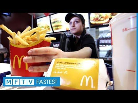 Fastest Workers Level 99 People Are Awesome Skills Level street food 2018