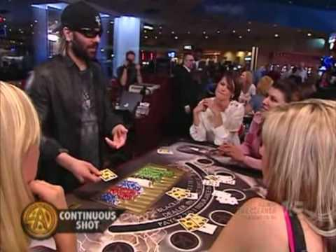 Criss Angel MindFreak - Four Aces