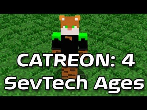Catreon: 4 - SevTech Ages   Items4Sacred [GER]