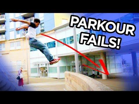 EPIC PARKOUR FAILS | Best Fails May 2018 | Parkour Videos