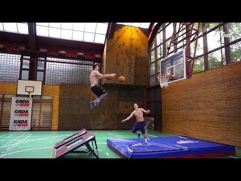 Epic Basketball Skills and Trick Shots