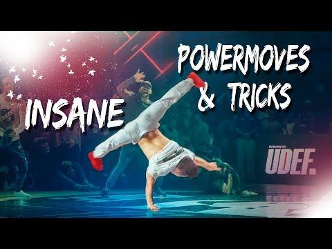 INSANE POWERMOVES AND TRICKS 2018// BEST BBOY COMPILATION // PAAW