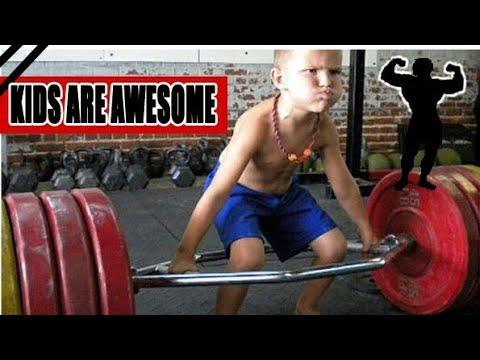 PEOPLE ARE AWESOME 2018 (Kids Edition) Talent Kids