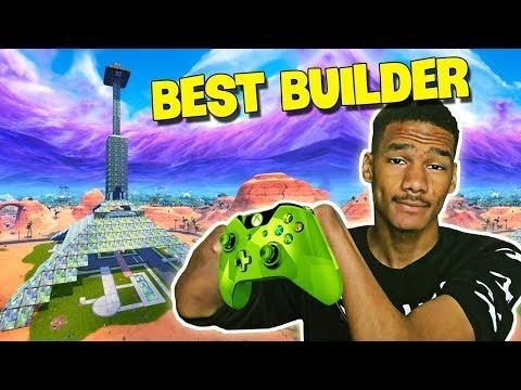 BLINK VII ► The Best Fortnite Player With No Hands (Fastest Builder & Editor in Fortnite)
