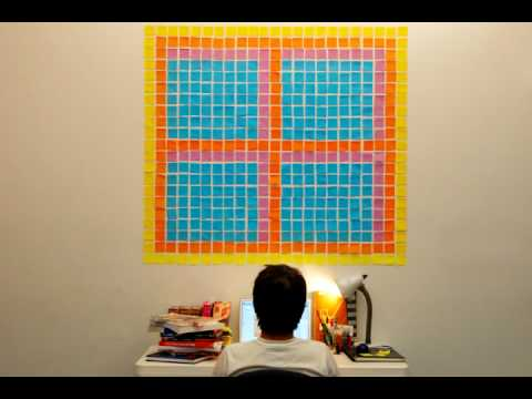 Post-it Stop Motion