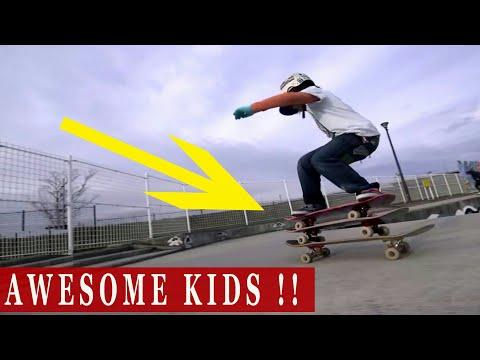 People are awesome 2018 (kids Edition) | Talent Kids Compilation