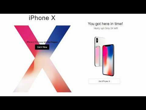 How To Get iPhone X