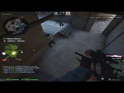 CSGO - People Are Awesome #130 Best oddshot, plays, highlights
