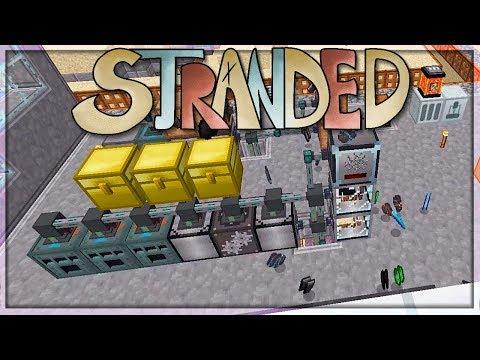 Super Snad Brothers - Minecraft Forever Stranded - #65 - Items4Sacred + Miri33 + Balui