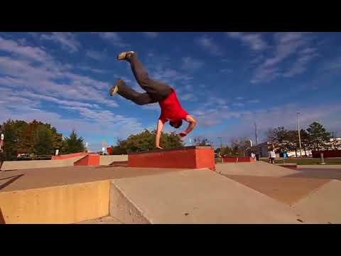 The World's Best Parkour and Freerunning - No Excuses