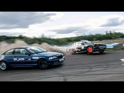 AWESOME TANDEMS AND A NEW TRACK FOR DRIFTING