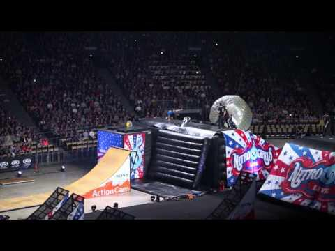 Nitro Circus Live 2016 Munich Germany Highlights, Best Of And Crashes