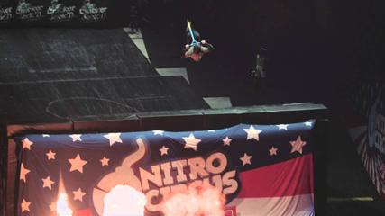 Le Premier Triple Backflip En Trottinette - Ryan Williams - Nitro Circus