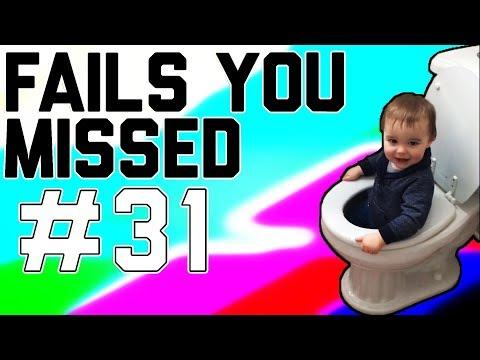 Fails You Missed: Toilet Or Bust! (March 2018) | FailArmy