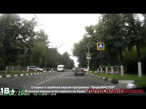 Krasse Unfälle Russland Neu (Car Crash)  PART 2