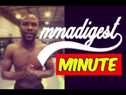 Mixed Martial Arts minute