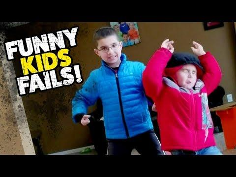 FUNNY KID FAILS | Best Kids Video Compilation | October 2018